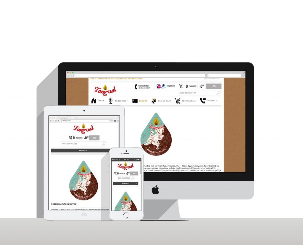 Webdesign & webshop