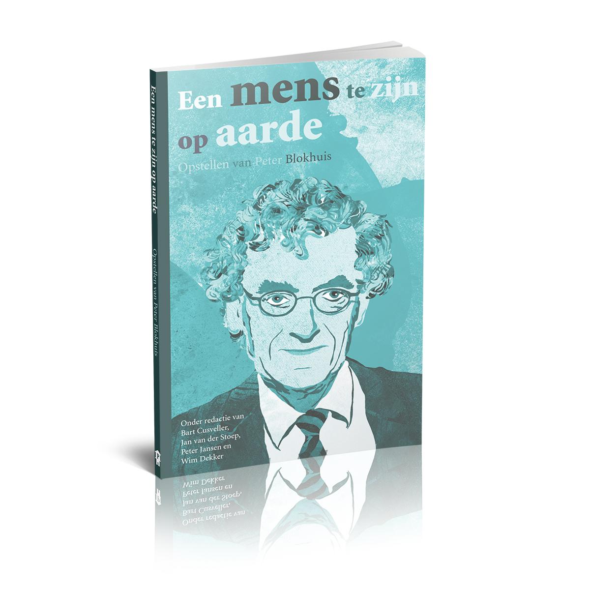 Boekomslag Peter Blokhuis
