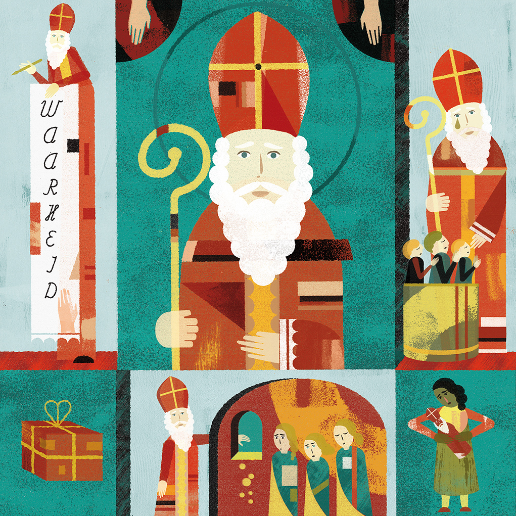 Levenslessen Sinterklaas