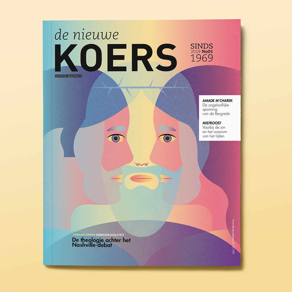 Cover de Nieuwe Koers