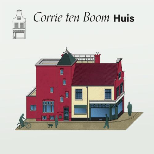 Corrie ten Boom huis